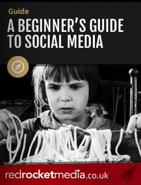 A beginners guide to social media