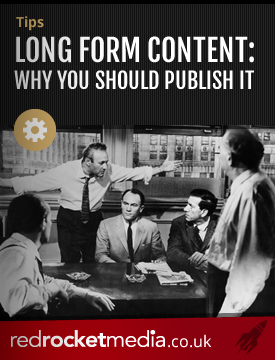 Long form content and why you should publish it
