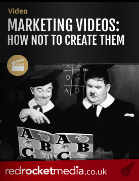 Marketing videos and how not to create them