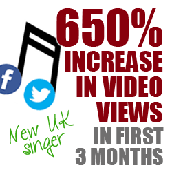 You tube content promotion