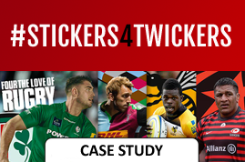 Stickers4Twickers -case study