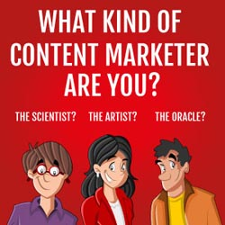 what kind of content marketer thumb